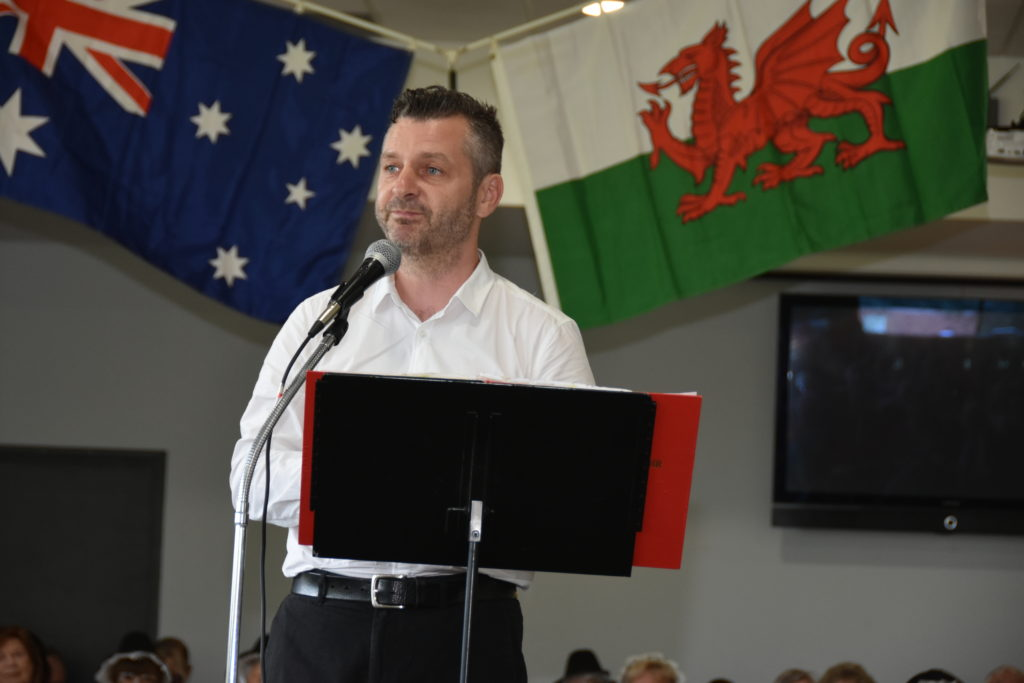 The St David's Day Address