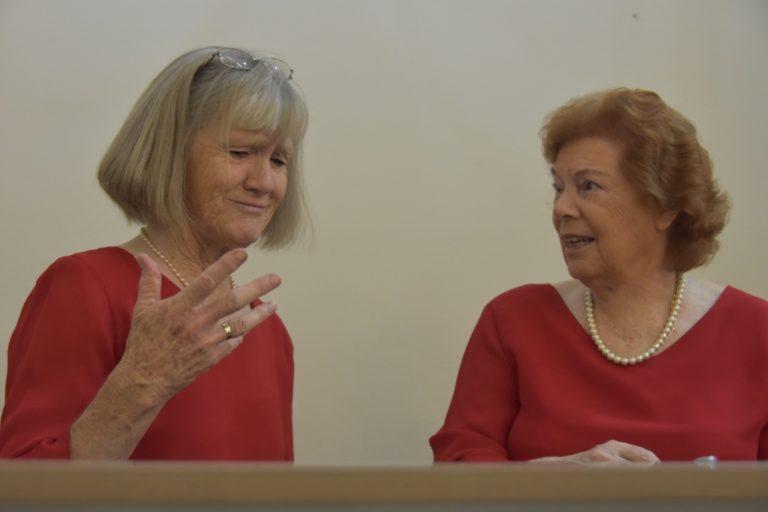 Waitara Eirwen and Kath