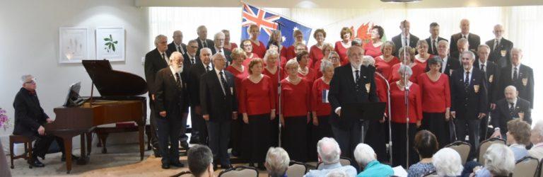 Waitara Full choir